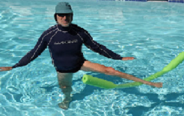 Pool Yoga 2.0: Is the World Ready for Pool Noodle Yoga?